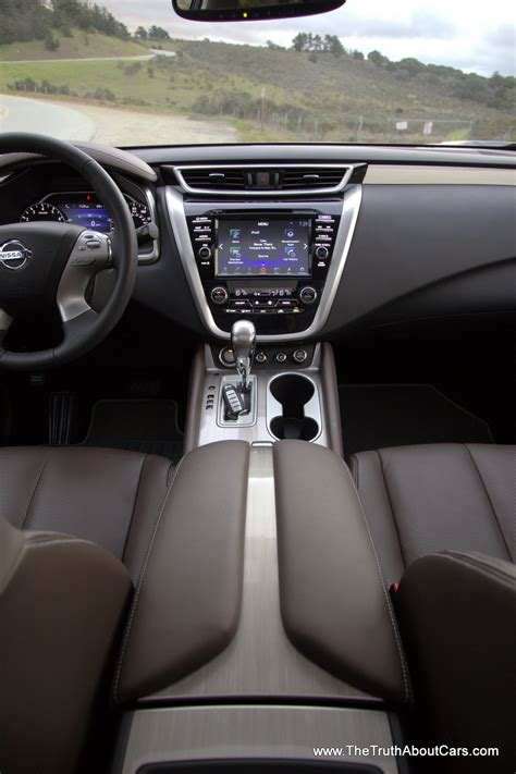 Review: 2015 Nisssan Murano Platinum (With Video) - The