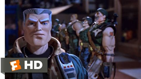 Small Soldiers (2/10) Movie CLIP - Activating the Troops