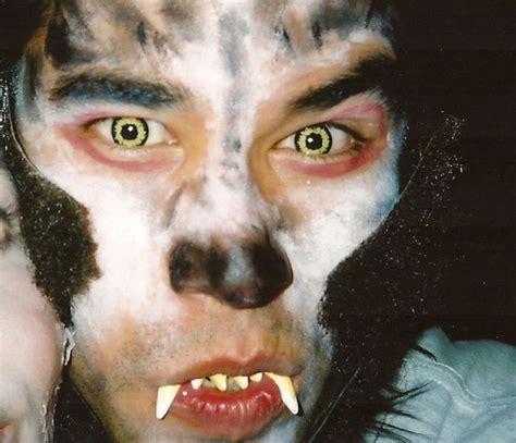 Yellow Werewolf Contact Lenses Gallery (53)