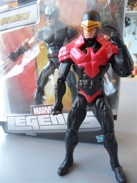 X-Men Marvel Legends Phoenix Five Cyclops Figure For Sale