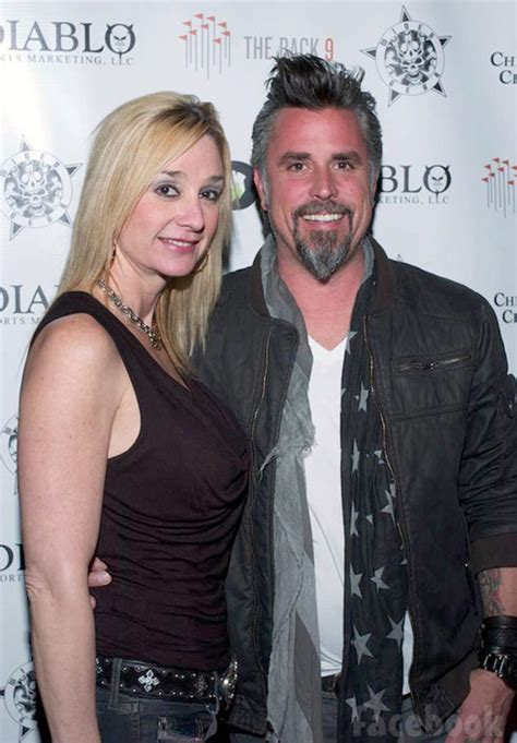 PHOTOS Is Richard Rawlings married? Meet his wife Suzanne