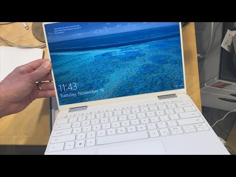Dell Xps 13 9365 2IN1 13
