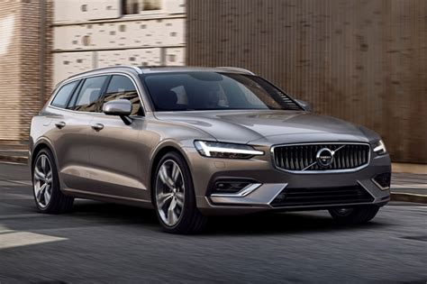 Volvo V60 2018 revealed ahead of Geneva - Car News | CarsGuide