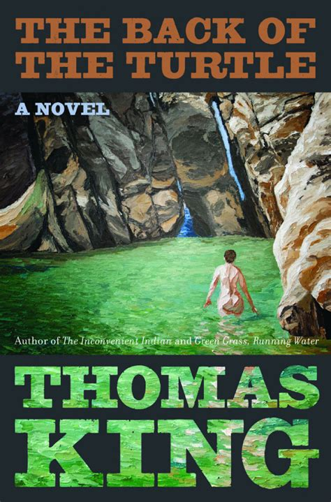 The Back of the Turtle by Thomas King: Review | Toronto Star