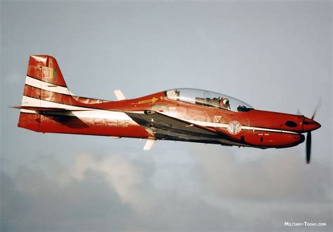EMBRAER EMB-312 Tucano Basic Trainer | Military-Today