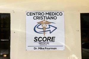 Medical Needs in the DR - SCORE International