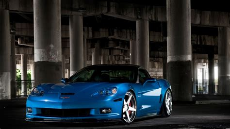 Chevrolet Corvette C6 ZR1 Car Wallpapers | HD Wallpapers