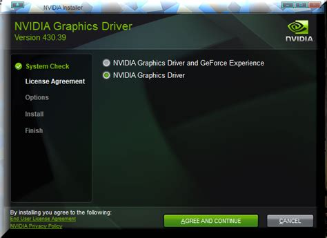 Latest NVIDIA GeForce Graphics Drivers for Windows 10