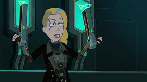 Star Mort Rickturn of the Jerri - Rick and Morty S04E10