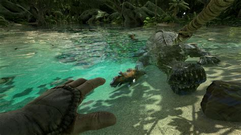 ARK Survival Evolved - Gameplay Features of the Gorgeous