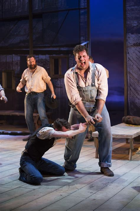 Curve Theatre / Of Mice And Men
