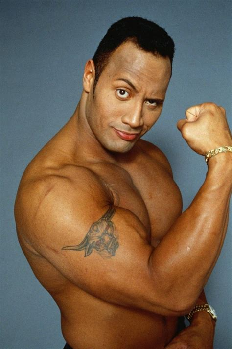 Dwayne johnson Body | height and weights