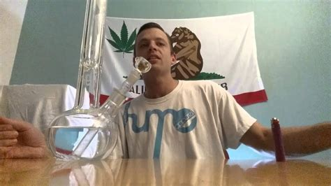How To Properly Hit A Bong - YouTube