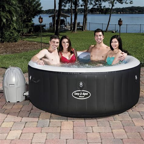 Lay-Z-Spa Miami | Inflatable Hot Tubs | Bestway UK